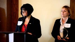 2013 USHAA Bravo Award -- MERCK - Pat Reyes - Dottie Brienza Thumbnail