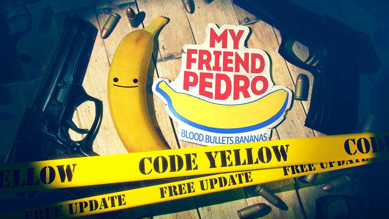 How to get my friend pedro