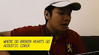 Where Do Broken Hearts Go (Acoustic Cover by TDNC)