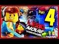 LEGO Movie Videogame Walkthrough Part 4 Rooftop Fight