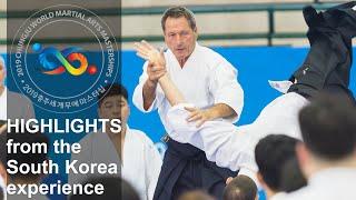 Highlights - Chungju World Martial Arts Masterships 2019
