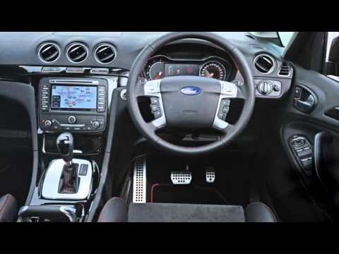ford s-max interior - YouTube