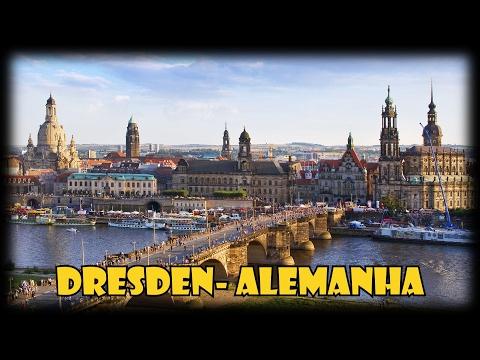 DRESDEN- Alemanha Tour, História e Neonazis VS Liberais
