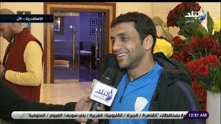 الماتش - محمد الشلهوب: «الهلال فاز في الشوط الأول بالسعودية .. ونشتاق لرؤية جماهير الاتحاد السكندري»