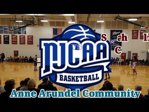 2019 NJCAA District 7 Semifinal: Sandhills Community College vs Anne Arundel Community College