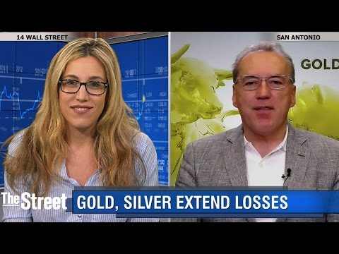 Crowded Trade Unwinding in Gold, Silver As Metals Extend Losses?