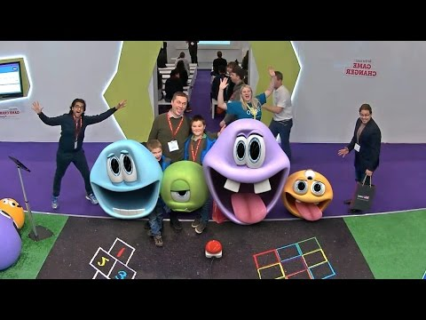 Smoothwall - Augmented Reality Animation Interactive Experiential Campaign at BETT Trade Show 2017
