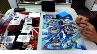 Cardfight Vanguard- Blue Flame Liberators v Blauklugers, Round 3