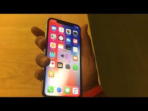 How to reset iPhone X/XS/XS MAX/XR?