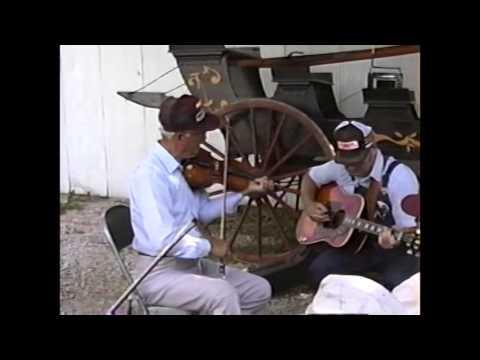 Herman Johnson fiddles The New Broom Bethel 1990