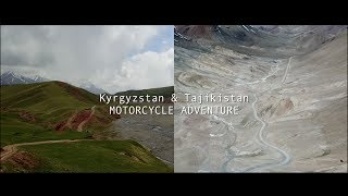 KYRGYZSTAN & TAJIKISTAN Motorcycle Adventure - FILM
