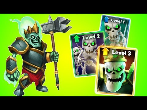 Castle Crush - Skeletons Army! Ep.1 Clash In Free Strategy Card Games Android Gameplay