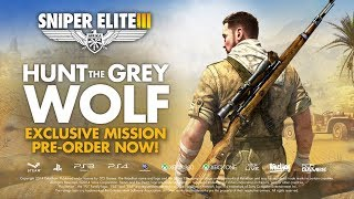 Sniper Elite 3: Multiplayer Trailer
