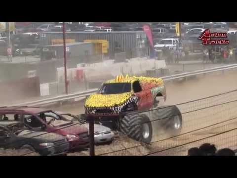TMB TV: ActionTracks 6.3 - Monster Nationals - Indianapolis, IN - Indiana State Fair