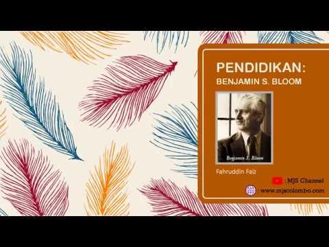 Ngaji Filsafat 204 : Benjamin S. Bloom (Filsafat Pendidikan) Part 1