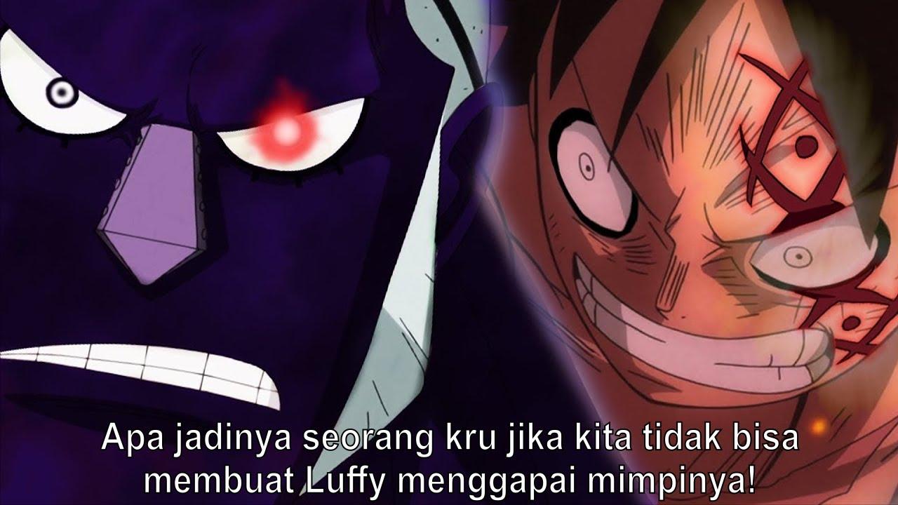 KEKUATAN BARU BAJAK LAUT TOPI JERAMI MELAWAN 2 YONKO DI WANO KUNI! - One Piece 993+ (Teori)