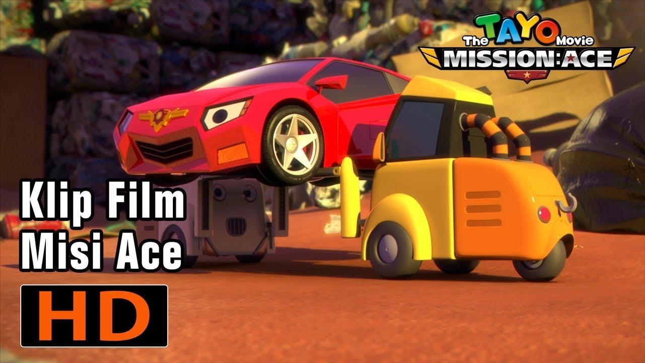 Tayo Misi Ace L Tayo Diserang Oleh Mainan Mobil L Film Kartun Untuk Anak Anak L Tayo Bus Kecil Youtube