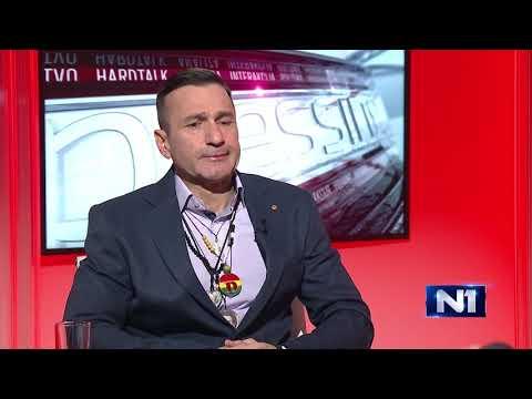 Pressing: Davor Dragičević (19.12.2018.)