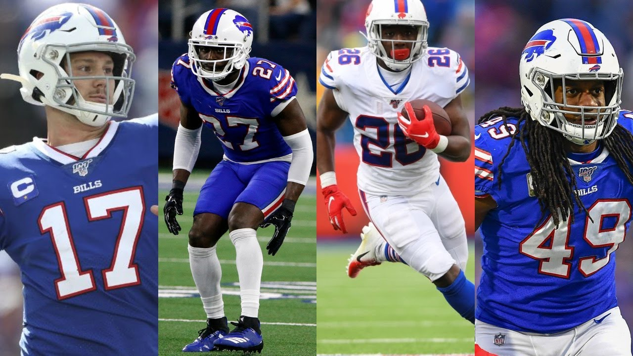 Buffalo Bills 2019 20 Season Highlights Á´´á´° Youtube