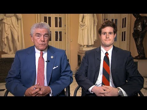 Congressman, wounded aide speak out after GOP baseball shooting