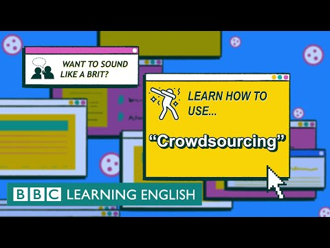 Crowdsourcing - The