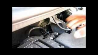 TUTO changement filtre à air Twingo 1.2 16 V (how to change air filter) HD
