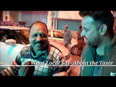 Amritsar Famous Street Food Near Golden Temple-Rajasthani Chat Bhandar,Bombay Pav Bhaji,GurdasRam J