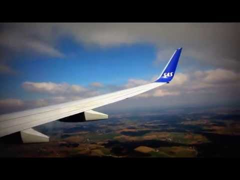 SAS~~ Oslo - Munich ~~Landing in Munich