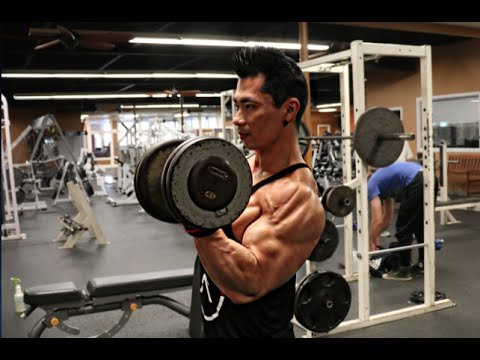 how to get bigger arms at home yahoo