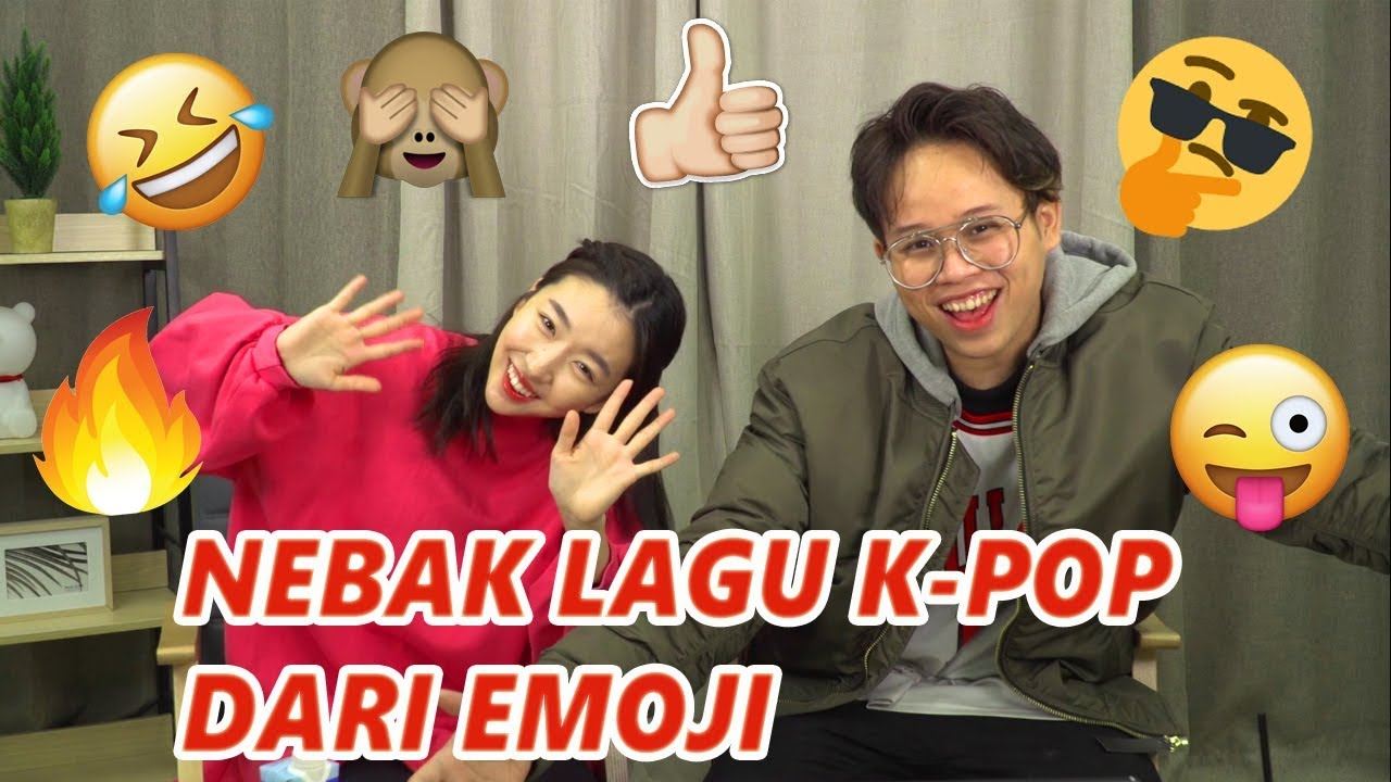 Guess K Pop Song By Emoji With Sunnydahye Youtube