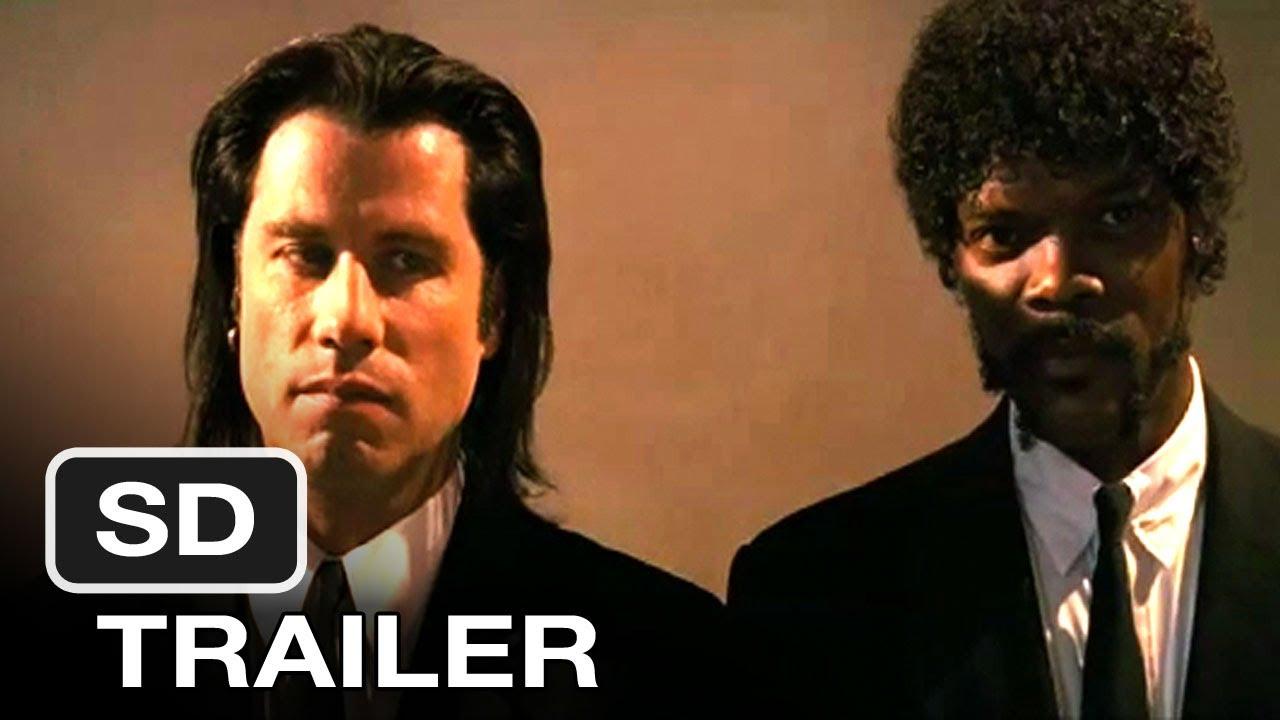 Pulp Fiction 1994 Blu Ray Trailer Youtube