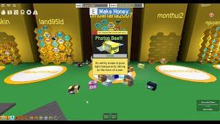 ROBLOX l NTC Spiel (Wasser) L Hallo Krieger, Onkel Bee 6. Event Bee L (Bienenschwarm Simulator)