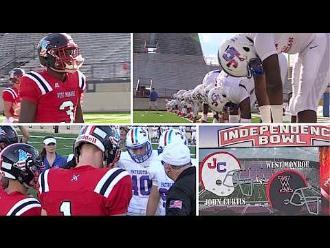 HSFB Louisiana : John Curtis v Monroe - UTR HIghlight Mix 2016