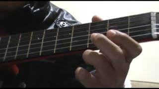 Cours de guitare - A vava inouva (Très facile version)