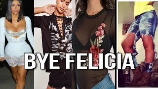 Trends that Need to Die in 2018- Trends We're Ditching in 2018-Kim Kardashian, Yeezy's, Instagram