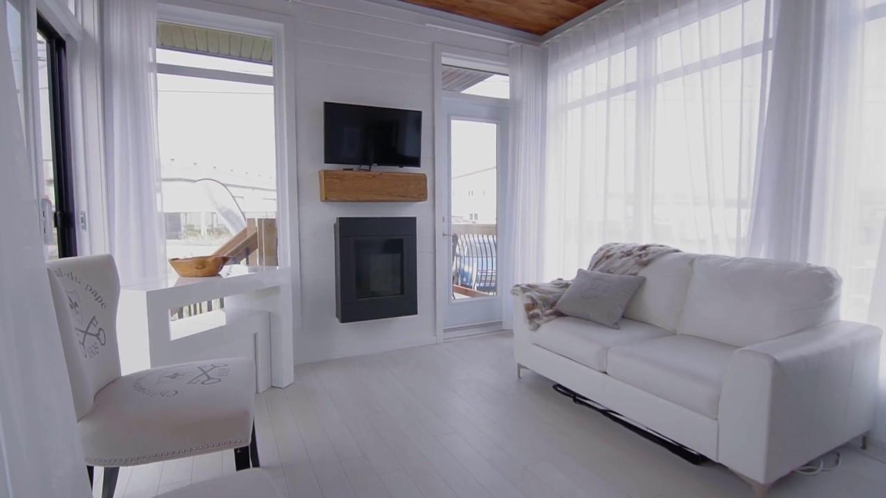 Ilo Mini Maison Ilo Tiny House Youtube
