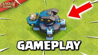 WARNING: The NEW DEFENSE WILL DESTROY YOU! Scattershot Winter Update Gameplay (Clash of Clans)