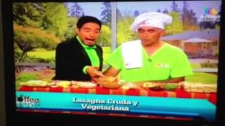 newtritarian lasagna cruda vegetariana