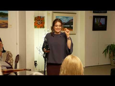 Wendy Goudie - 2018 Arts Educator Award - Penticton Arts Council