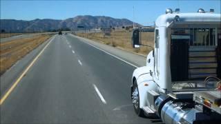 美國公路大貨車