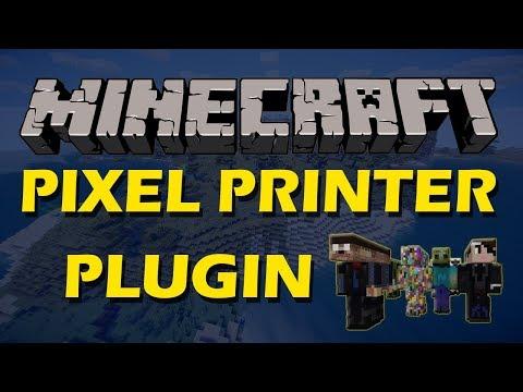 Overview - PixelPrinter - Bukkit Plugins - Projects - Bukkit