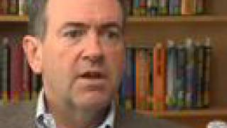 Mike Huckabee on The Interviewpoint pt 1