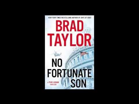 "Brad Taylor ""No Fortunate Son"" Radio Interview"