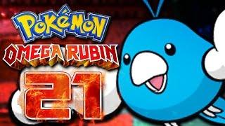 Pokémon Omega Rubin | Ein neuer, alter Freund! | Part 21 | Nuzlocke-Challenge
