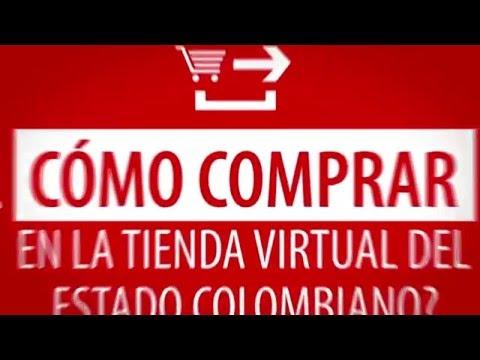 040df5e4c3a6a ¿Cómo funciona la Tienda Virtual del Estado Colombiano  - Subtítulos en  español