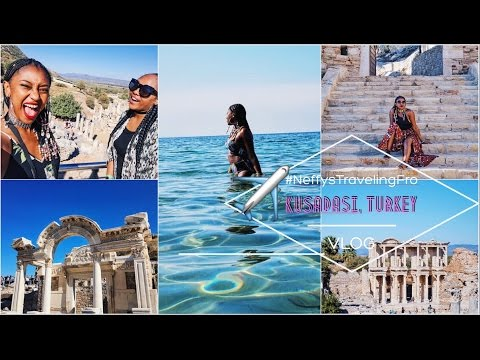 My Trip To Turkey ✈️🇹🇷! Pigeon Island, Ancient City of Ephesus, Celsus Library