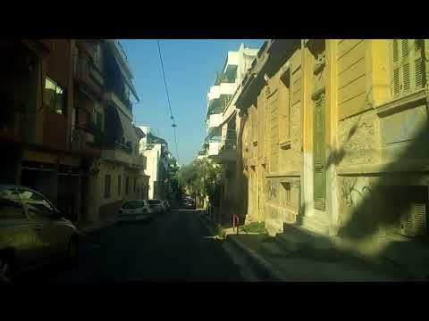 Athens streets, August 2017 Αθήνα τον Αύγουστο του 2017