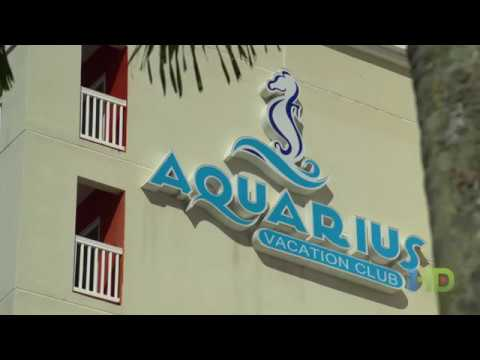Aquarius Vacation Club, at Dorado del Mar Beach Resort - Dorado, Puerto Rico