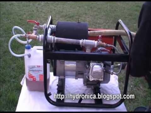 engine works By Geet reactor