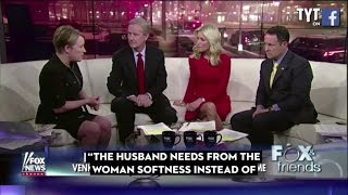 Fox News Guest Says WOMEN Are To Blame For Sexual Harassment